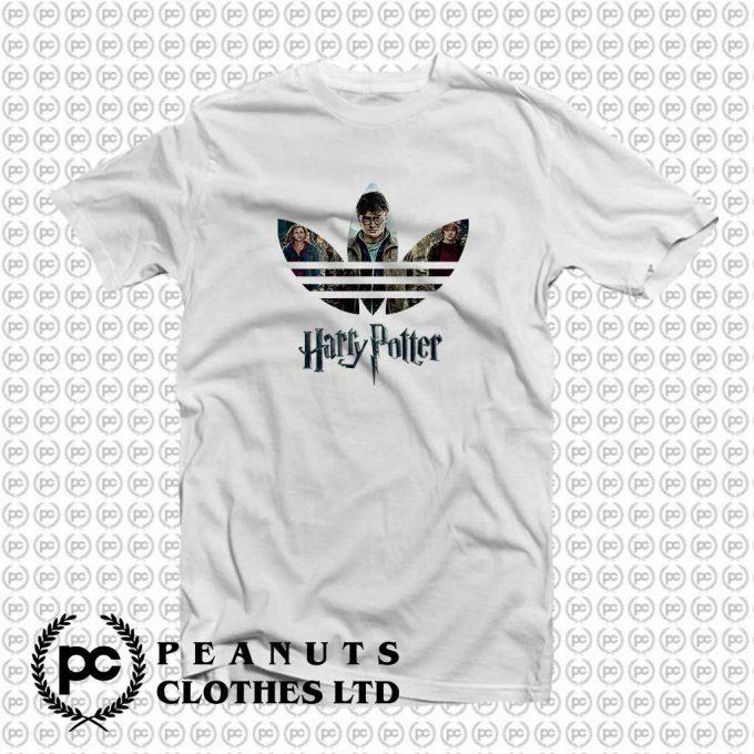 Harry Potter Adidas Logo T-Shirt