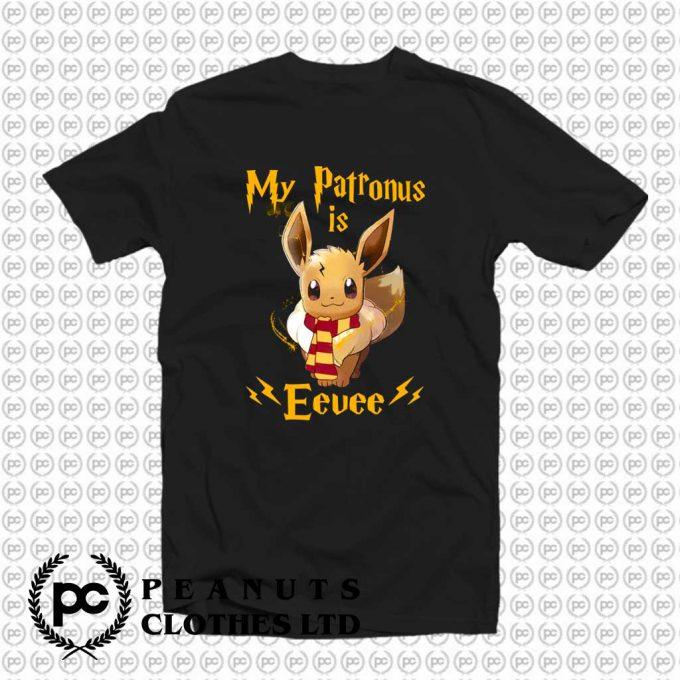 My Patronus Is Eevee Harry Potter T-Shirt