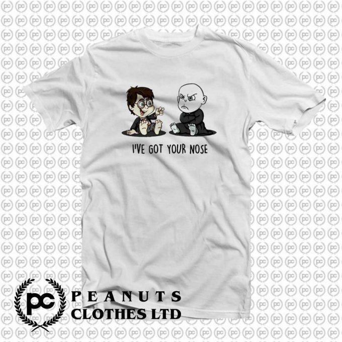 Voldemort Harry Potter Parody T-Shirt