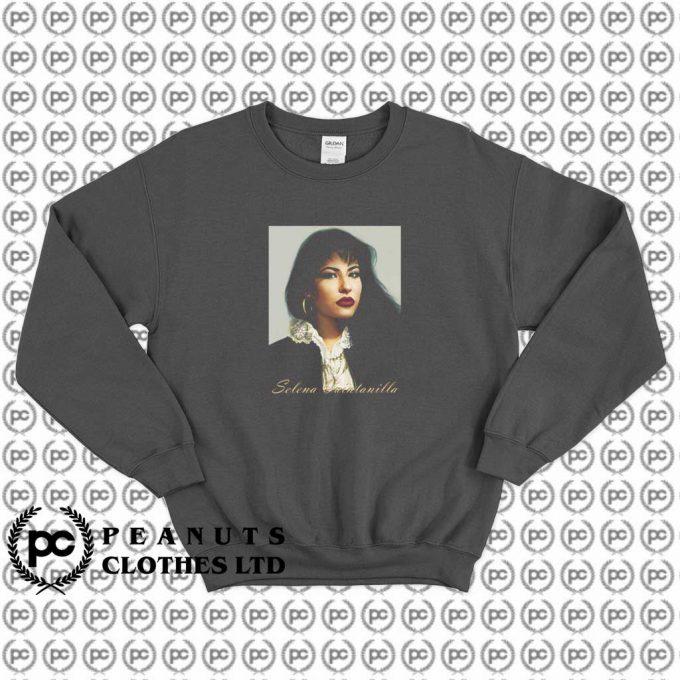 Vintage Selena Quintanilla 90s Sweatshirt